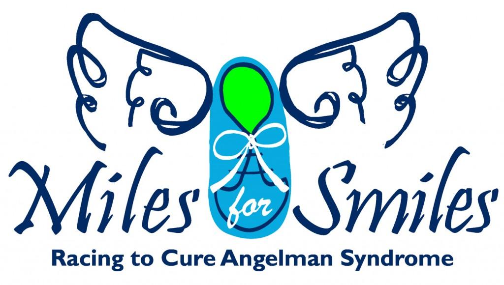 Miles for Smiles Logo RGB white