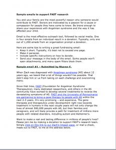 Sample emails