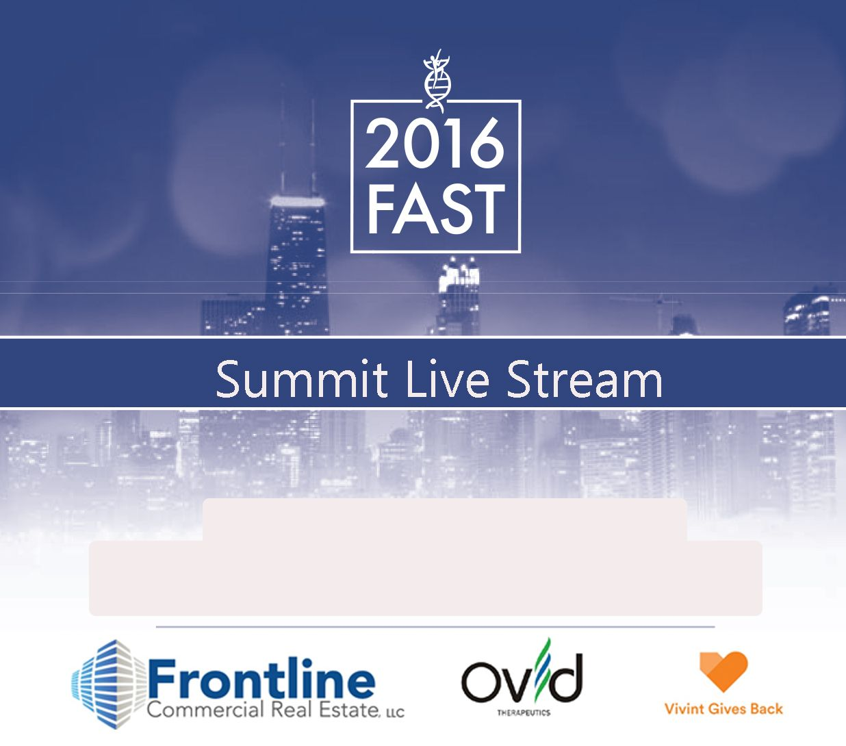 FAST Summit Live stream