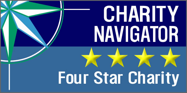 Charity Navigator 4StarRect
