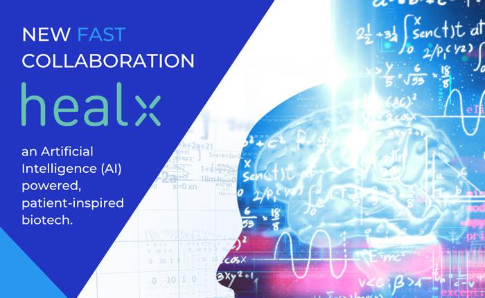 Partnership with HealX.2