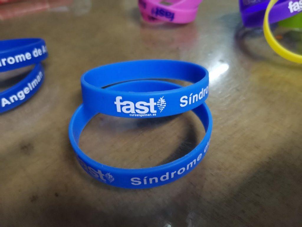 FAST España wrist bands