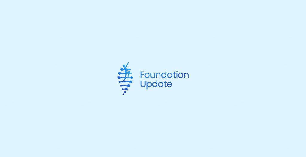 blog foundation update
