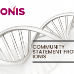 Community statement from Ionis