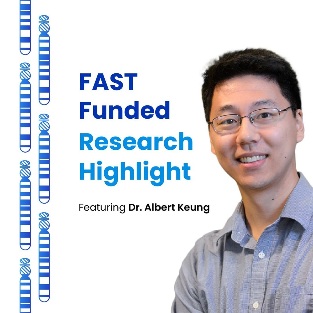 New FAST Funded Research Project to Aid in the Understanding of Gene Activation in UPD/ICD and Mosaic Genotypes